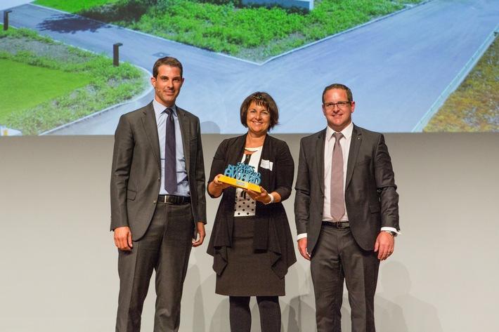 Erster Swiss Industry 4.0 Award geht an die Fachhochschule Nordwestschweiz