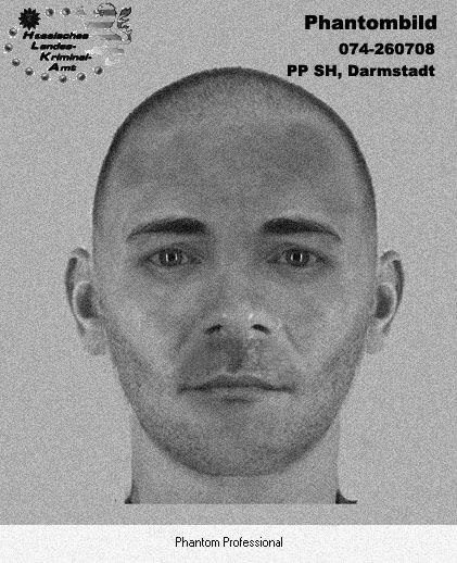 POL-DA: Darmstadt: Phantombildveröffentlichung   Wer kennt diesen Mann?   NACHTRAG zu Auf frischer Tat betroffen und entschuldigt...   Eine Begegnung mit dem Einbrecher