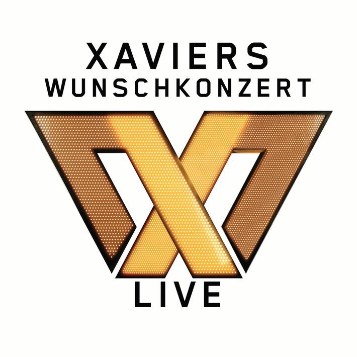 """""""Xaviers Wunschkonzert Live"""" am 23. Juni: Aus diesen 25 Songs können Zuschauer ihren persönlichen Musikwunsch wählen und gewinnen"""