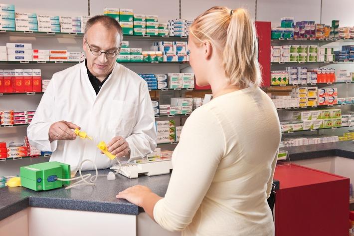 Apotheken versorgen Patienten mit Hilfsmitteln für mehr als 600 Millionen Euro pro Jahr