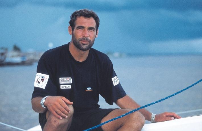 Mike Horn zum Weltsportler des Jahres 2001 gewählt