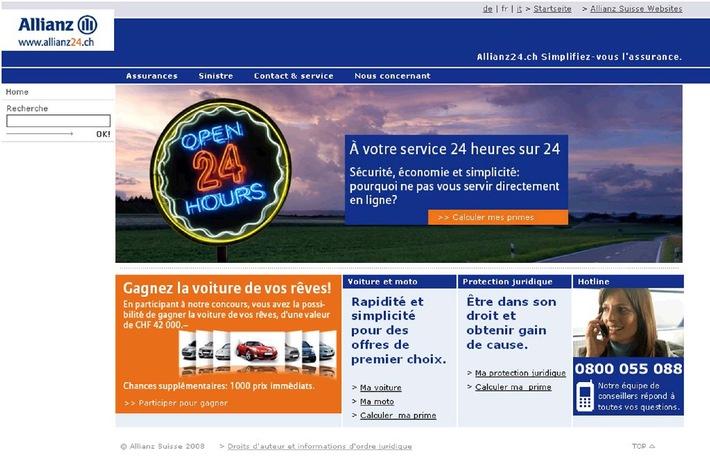 Allianz Suisse se lance dans la distribution directe