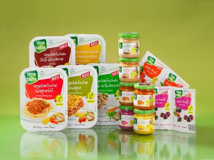 NORMA: Neue Produkte für Vegetarier und Veganer im Regal / Discounter aus Nürnberg stärkt Vielfalt in der Esskultur