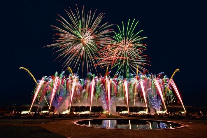 Fünf Gewinnerteams kommen nach Hannover zum Internationalen Feuerwerkswettbewerb