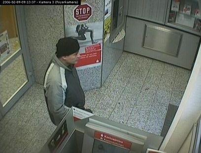 POL-SHDD: Kreis Bergstraße/ Mainz/ Worms/ Ludwigshafen: Wer kennt diesen Bankräuber?