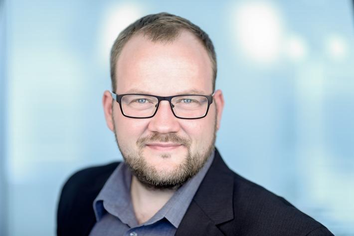 Daniel Rademacher wird dpa-Nachrichtenchef