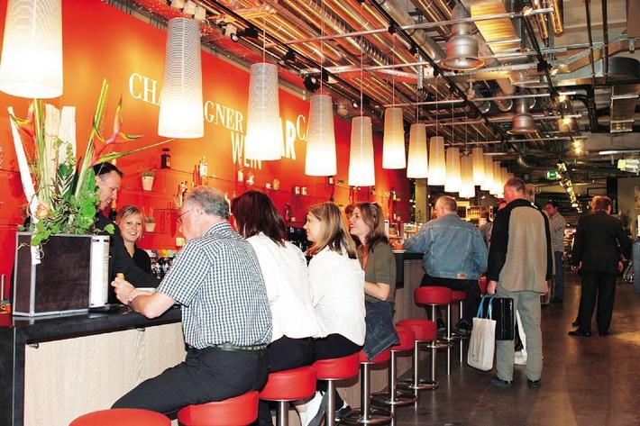 Wiederholung: Alles Gute kommt von unten: Gourmet Factory um Take-away mit Zürcher Kultkonzepten erweitert
