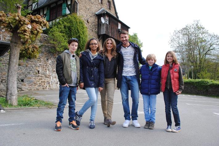 "Kids und Promis machen ""Tohuwabohu"" / ZDFneo dreht neues Factual-Entertainment-Format"