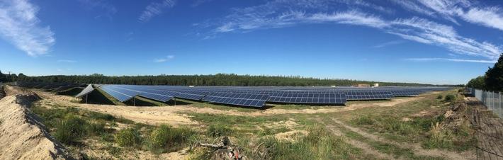 Stadtwerke-Kooperation übernimmt Solarpark Pritzen  / Trianel Erneuerbare Energien (TEE) investiert in Photovoltaik