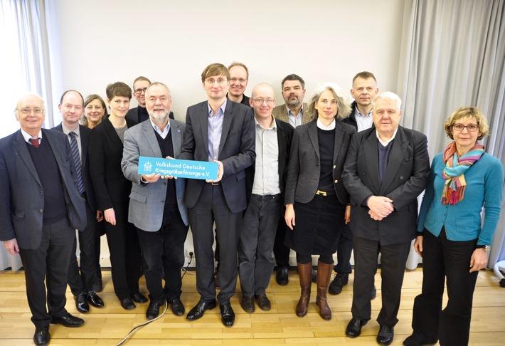 Volksbund beruft neuen Wissenschaftlichen Beirat