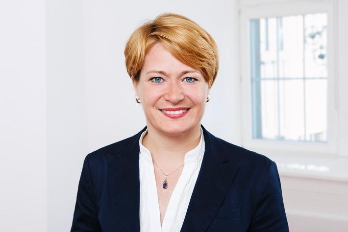 Bild/Vita Julias Große-Wilde, stellvertretende Hauptgeschäftsführerin des Bundesarbeitgeberverbandes der Personaldienstleister (BAP)