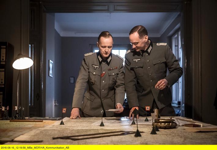 """""""Hitler. Ein Attentat und die Drahtzieher aus Magdeburg"""""""