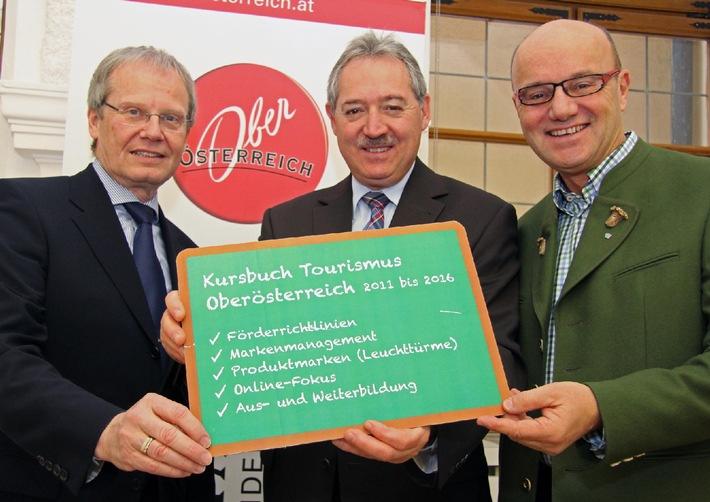Ein Jahr Kursbuch Tourismus Oberösterreich: Gemeinsam erarbeitet, gemeinsam in der Umsetzung