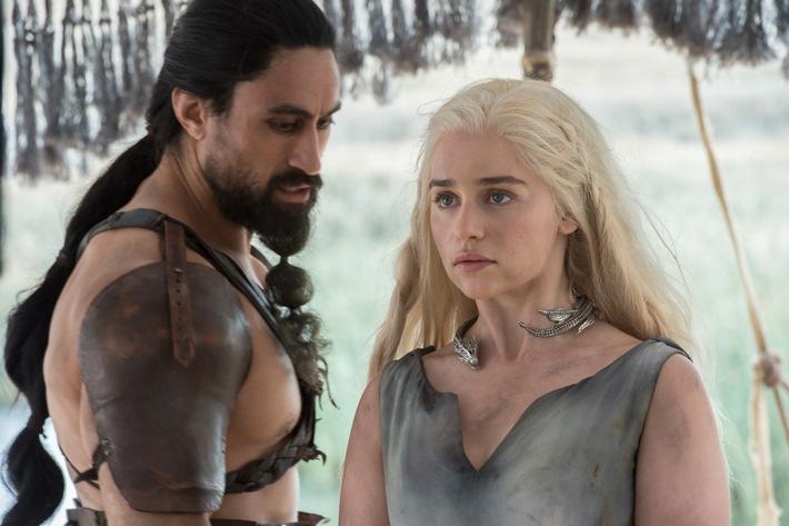 """Zum ersten Mal im Free-TV: Hit-Serie """"Game Of Thrones"""" zurück mit neuen Folgen bei RTL II"""
