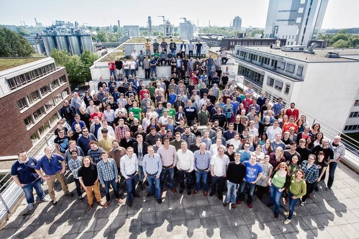 InnoGames steigert Umsatz auf über 100 Millionen Euro / Spieleentwickler wächst weiterhin profitabel, im mobilen Markt um 100 Prozent