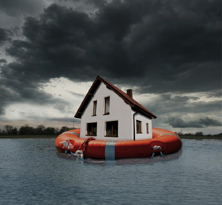 Extreme Unwetter nehmen zu: 61 Prozent der Sachsen-Anhalter haben keinen ausreichenden Versicherungsschutz