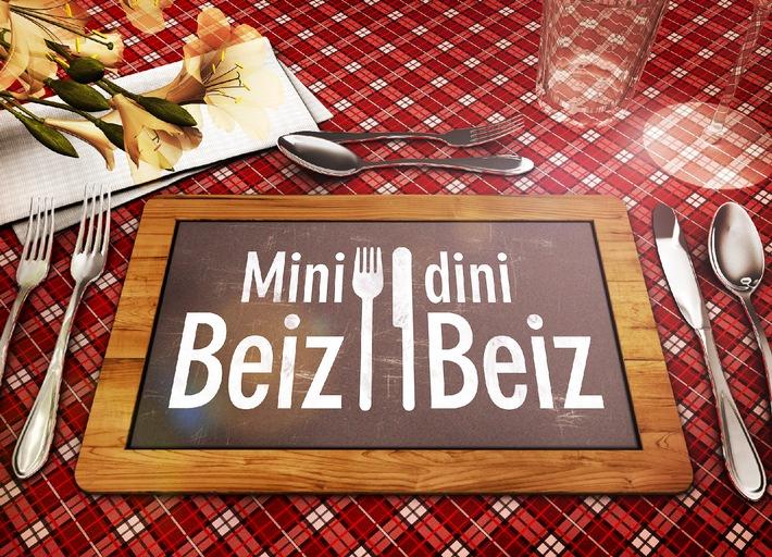Fernsehen SRF 1 «Mini Beiz, dini Beiz» und Radio SRF 1 «Nachtclub» / Geglückter Start der Beizentour