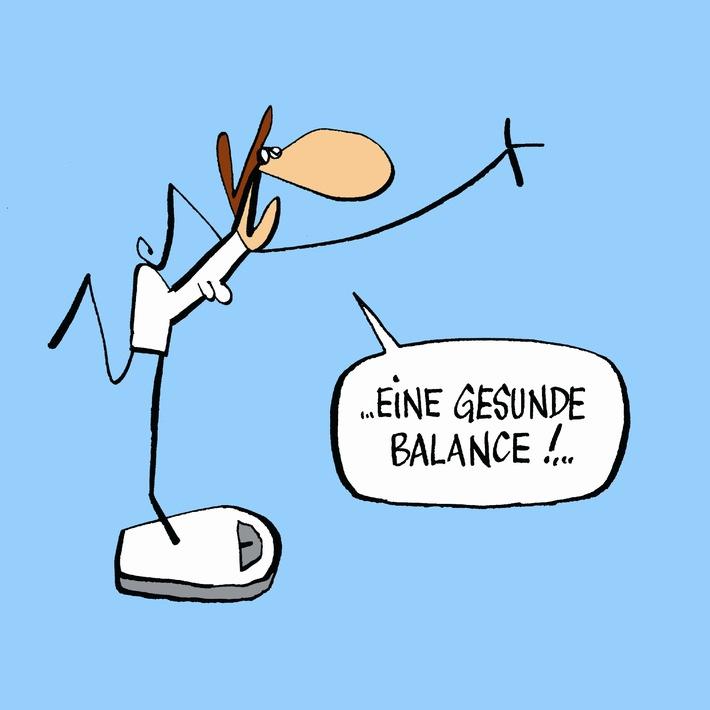 """""""Gewicht im Gleichgewicht"""": Beratung in 527 Apotheken / Gesundheitsförderungskampagne von pharmaSuisse ab 16. Mai 2011"""