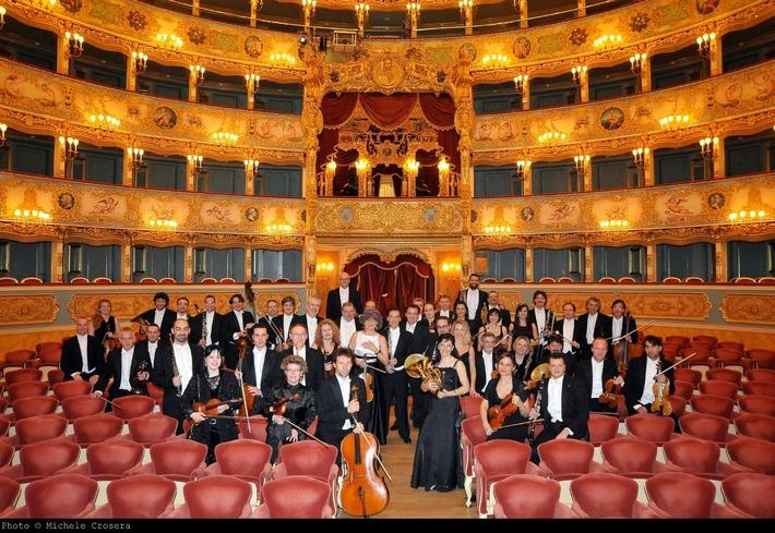 Migros-Kulturprozent-Classics: Tournee III der Saison 2016/2017 / Kasarova mit dem Fenice-Orchester aus Venedig auf Schweizer Tournee
