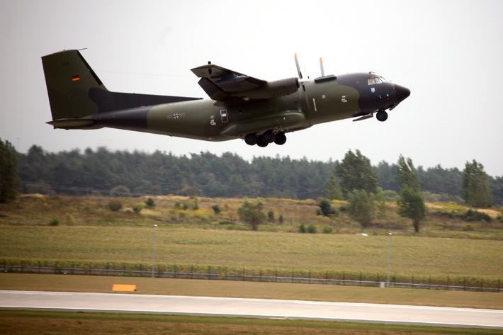 Von Afrika bis Afghanistan - Die Luftwaffe ist gut ausgelastet!