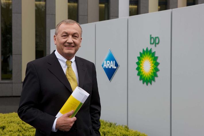 Dr. Uwe Franke, Vorstandsvorsitzender Deutsche BP AG