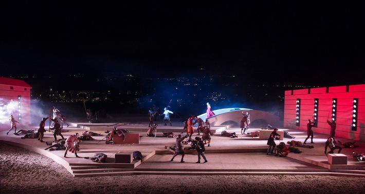 Bühne frei - auf nach Murten / Heute Abend feiert das Freilichtspektakel 1476 im Beisein von Bundesrat Ueli Maurer und weiterer Prominenz Premiere