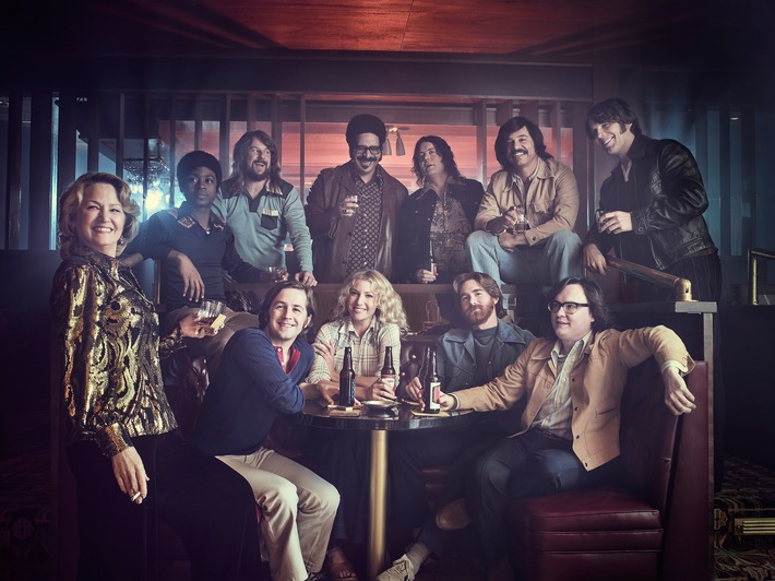"""Neue Comedyserie """"I'm Dying Up Here"""" im August bei Sky"""