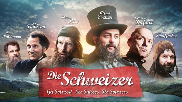 Publikumsrat SRG.D beobachtete Themenmonat «Die Schweizer»: Von Schweizerinnen und Schweizern