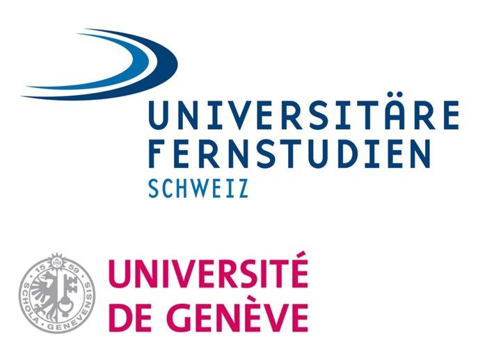 Die FernUni Schweiz und die Universität Genf unterzeichnen einen Kooperationsvertrag