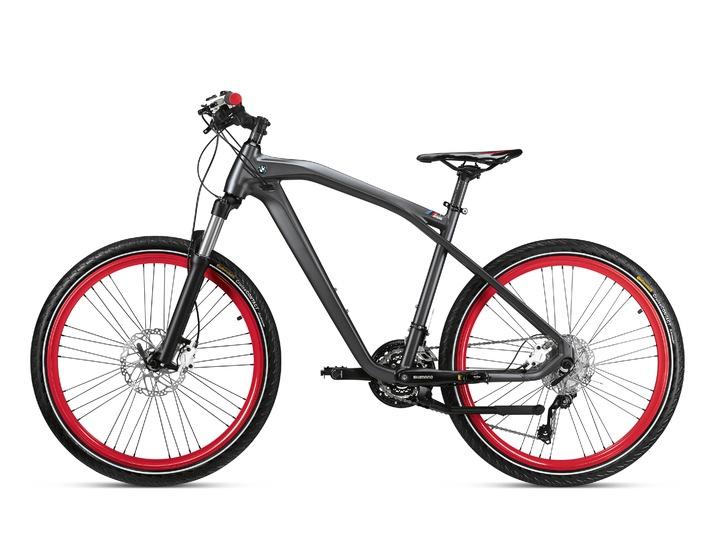 Die dritte Generation - BMW launcht neue Fahrradkollektion
