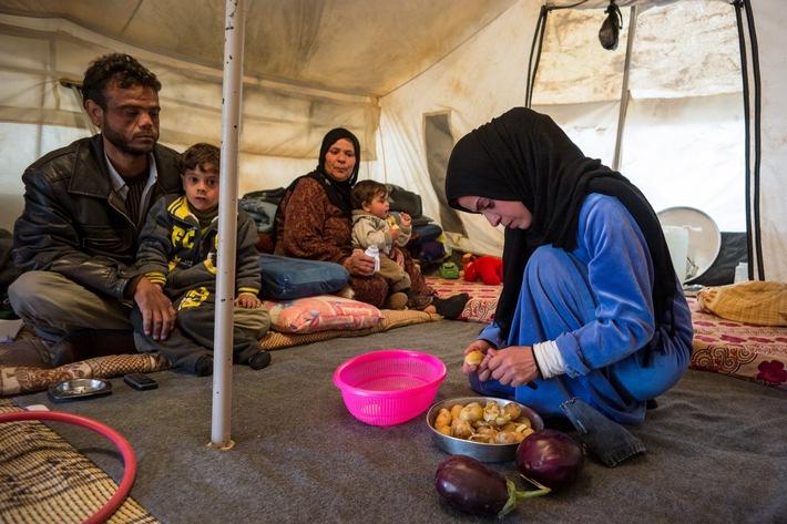 Caritas: Die Schweiz kann und muss mehr tun für syrische Flüchtlinge