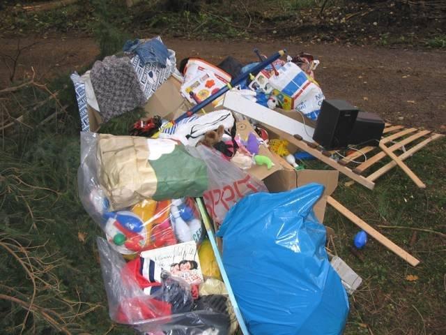 POL-HI: Wilde Müllkippe im Diekholzener Südwald