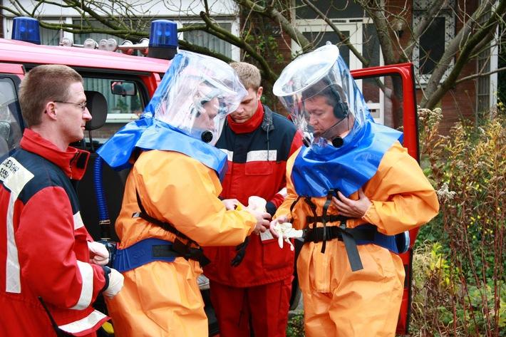 FW-E: Gemeinsame Presseerklärung von Polizei Essen und Feuerwehr Essen zur Übung in Essen-Fischlaken