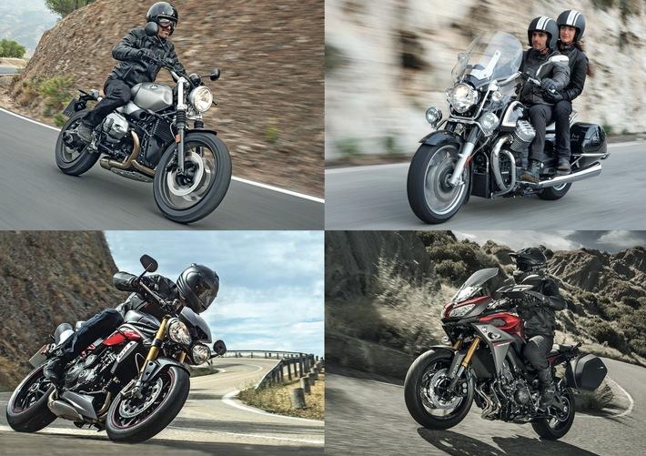 Kauftipp: Motorrad ist nicht gleich Motorrad