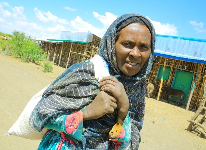 Äthiopien: Flucht vor dem Hunger - Die Geschichte von Shada