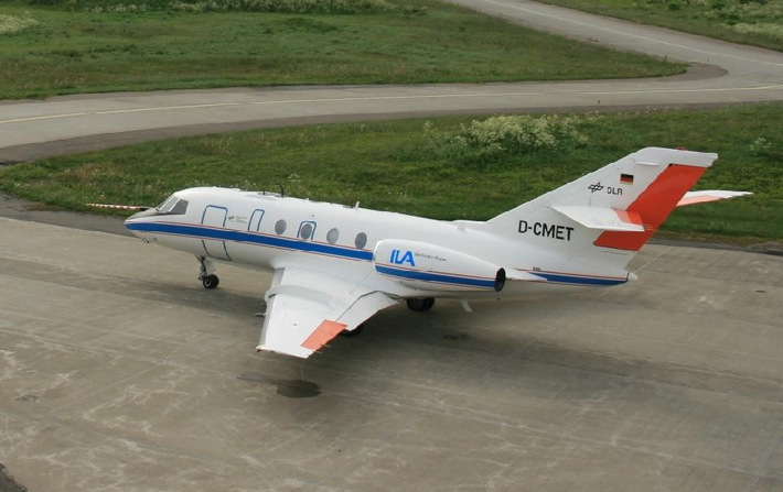 ILA 2014: Fliegender ILA-Botschafter im weltweiten Einsatz