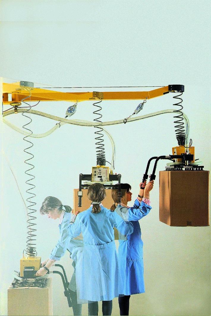 Suva: 11. Schweizerische Tagung für Arbeitssicherheit in Luzern: Rücken- und Muskelschmerzen kosten Milliarden