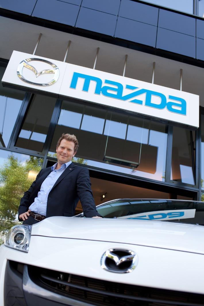 Matthias Walker: nouveau directeur marketing Mazda (Suisse) SA à Genève