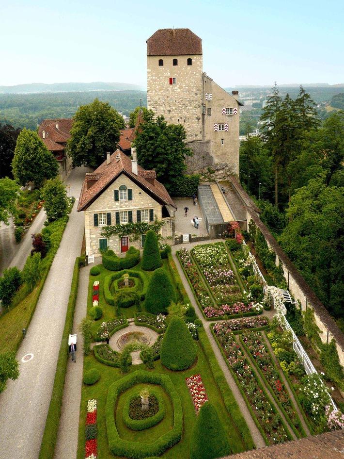 Schloss Wildegg in neuem Kleid
