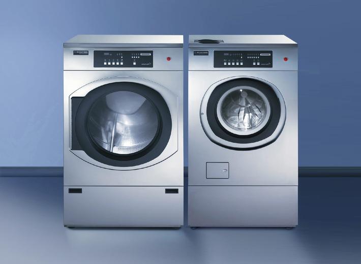 Schulthess hilft beim Abbau von Wäschebergen