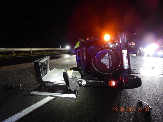 "POL-VDKO: Verkehrsunfall ""Fahrbahn über 3 Stunden teilweise voll gesperrt"""