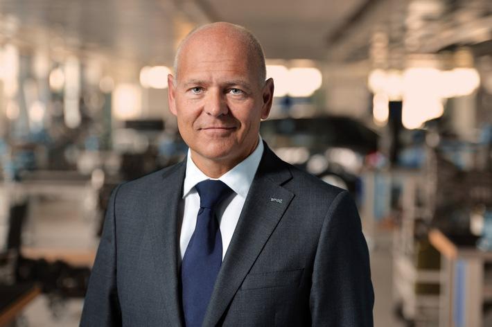 Prise de position du CEO d'AMAG Automobil- und Motoren AG, Morten Hannesbo