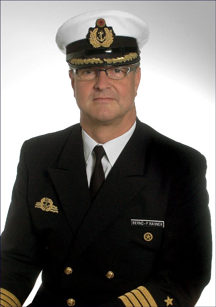 Kommandowechsel an der Marinetechnikschule