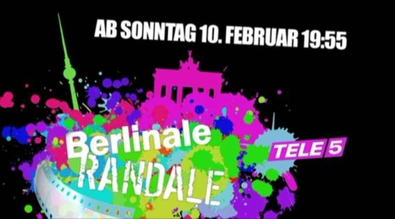 'Berlinale Randale' statt Roter Teppich// TELE 5 rockt mit Thilo Mischke das Festival an der Spree (BILD)