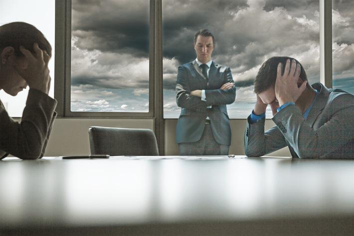 Trennungsgespräche im Job - die menschliche Brisanz wird verdrängt