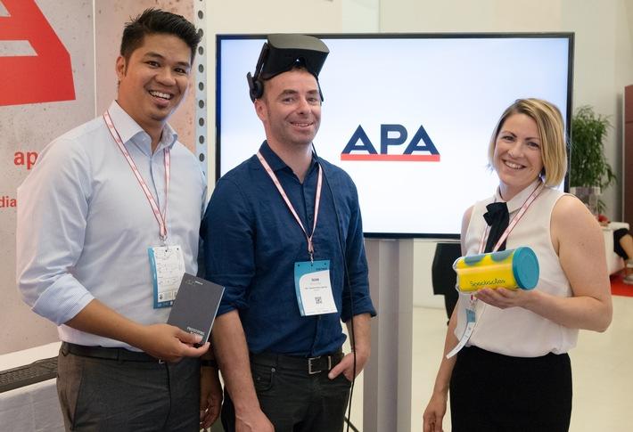 APA präsentierte digitale Services und Prototypen auf GEN Expo