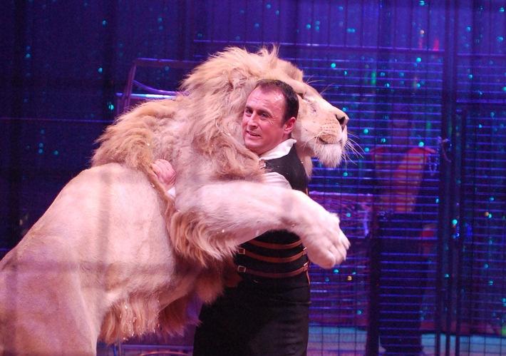 Tiere im Zirkus: Kommunale Wildtierverbote ohne wissenschaftliche Grundlage