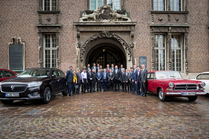 Borgward to Expand to the Middle East