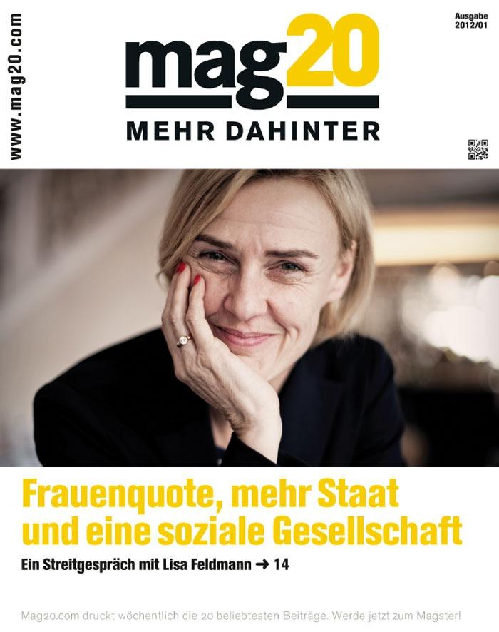 Jungunternehmer Markus Bucheli feiert die Lancierung seines innovativen Magazin Start-ups Mag20 / Ab dem 17. August ist Mag20 in Deutschland, Österreich und der Schweiz erhältlich