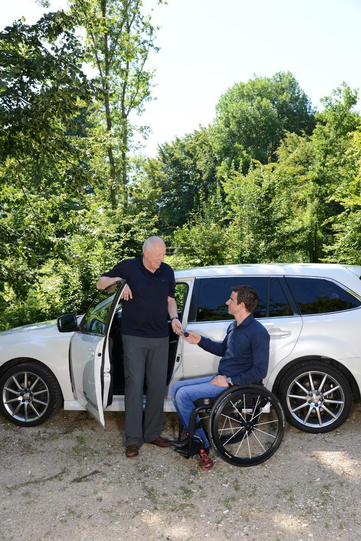 Infoguida TCS: essere mobili anche con una menomazione fisica